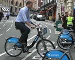 New Public Bike Hire Scheme Gets London Pedalling!