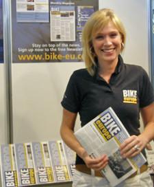 Meet Bike Europe at Eurobike