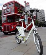 JD's Eagle e-Bike Travels Europe in PR Program