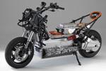 BMW涉足電動摩托車