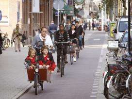 Dutch Bike Market Down 8.6% in First Half Year