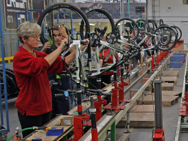 Czech Maker Bike Fun Int'l Celebrates Milestone