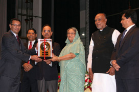Export Award for Meghna Group