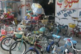 走私中國製自行車 殘害了巴基斯坦工業