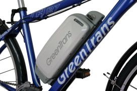 GreenTrans Corp. Launches New E-Bike System at Taipei Cycle 2012