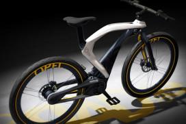 Opel Presents E-Bike at Geneva Show