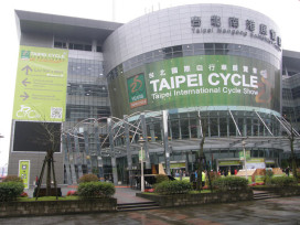 Taipei Cycle Show Turns into Hub for Asian Markets