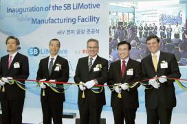 Rumours on Bosch & Samsung Battery Joint-Venture