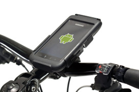 BioLogic Unveils Bike Mount for Android