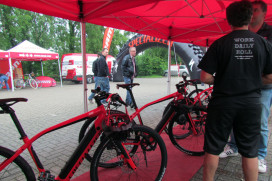 Specialized Aims at 'Urban Power' at E-bike Presentation