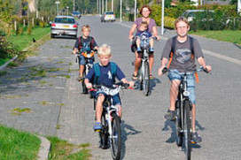 "Velo-city Global to Campaign for Kid's ""Universal Right to Cycle"""