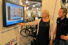 Biretco To Launch In Store Touch Screen Application