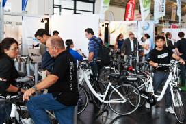 Ispo Bike更加重視E-mobility