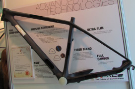 Xpace Industrial and Swiss Stockli Join Forces for Ultimate Carbon 29-er Frame