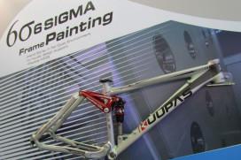 Six Sigma Frame Painting by Asahi
