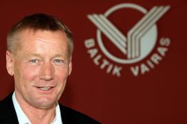 Baltik Vairas' Chairman Steps in as CEO