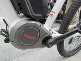 TranzX Differentiating E-Bike System Range Further