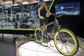 Piaggio (Vespa) Enters E-Bike Market