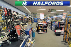 Halfords NL Restart Nearly Completed