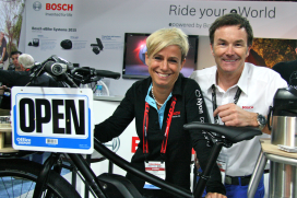 After China Bosch eBike Systems Branches Out to US