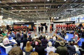 UK's Largest Bike Show Returns to London in February