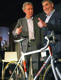EDDY70' Honours Merckx