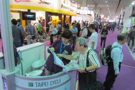 Taipei Cycle 2015 Points to Big Price Hikes
