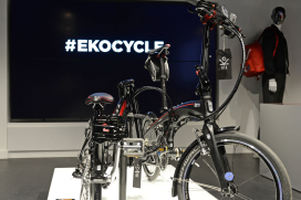 Tern Ekocycle 自行車會在Harrods販售