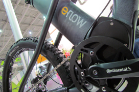 Conti在台北展示電動自行車的OEM「解決方案」