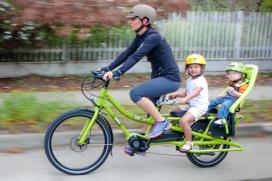 US Companies Partner in E-Bike Cargo Project