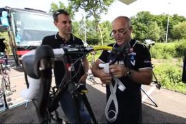 Cervélo CEO Phil White at the 2012 Tour de France
