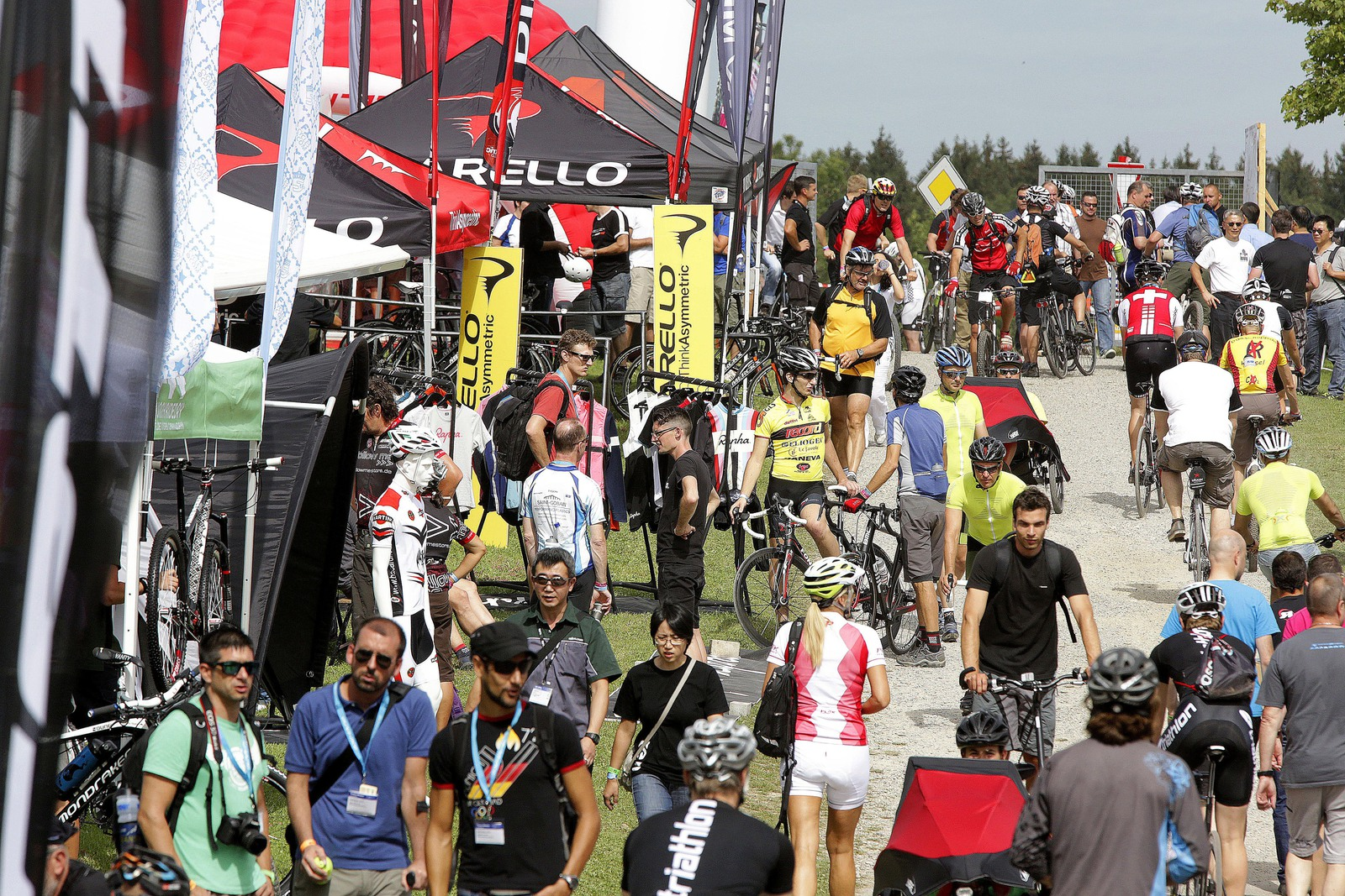 Eurobike Demo Day Photo Report