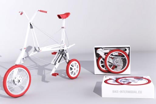 The 1.58 Million Euro Folding Bike