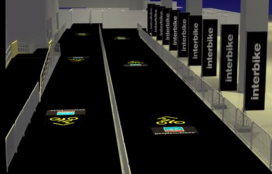 Interbike Partners With Extra Energy in New Test Track