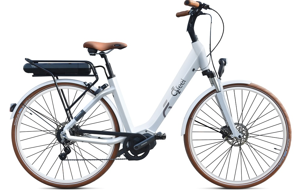 Bike Rental Paris >> French O2Feel Brings Fashion to E-Bike Design - Bike Europe