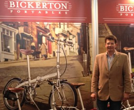 Bickerton Premieres at Eurobike
