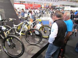 Eurobike Puts E-MTB at Front Row