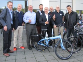 'Advocacy first' Say Industry Leaders at Eurobike