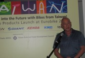 Taiwanese Companies Showcase Technological Advancements for MY 2016 at Eurobike