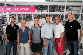 64 Products Listed for the Eurobike Award