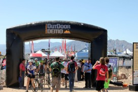 Leading Brands Return to Interbike Outdoor Demo