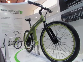 Mando Unveiled 3rd Generation E-Bike