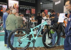Successful Debut for Italian CosmoBike Show
