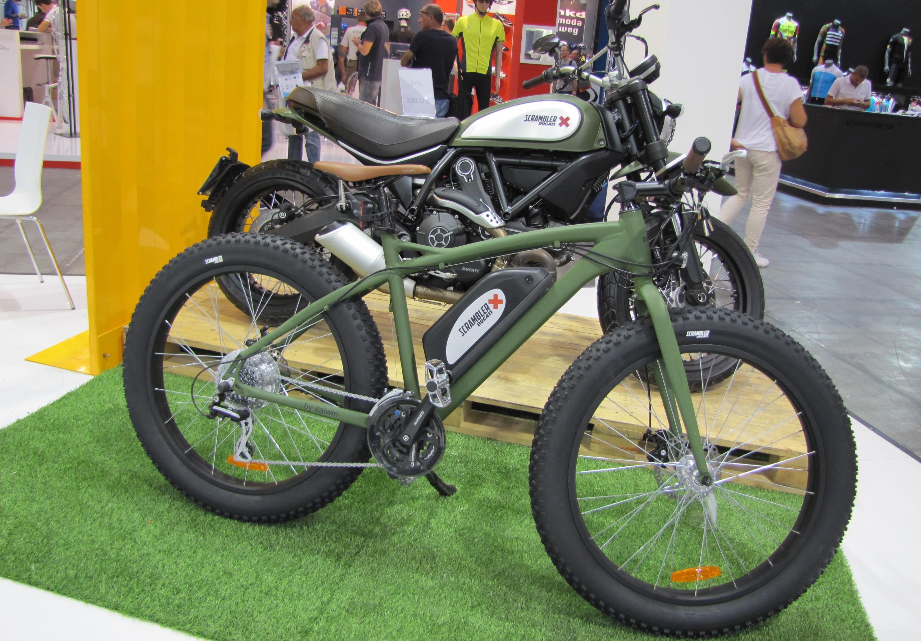 Italwin Develops Ducati E Bike Bike Europe