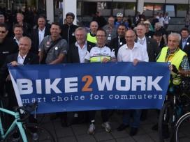 自行車產業俱樂部觀迎新成員