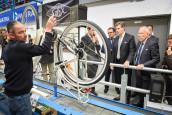 Easybike Opens New E-bike Factory