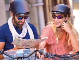 Bollé Enters Bicycle Market With Trendy Helmets
