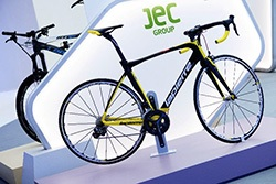 Brussels' Conference on Bicycle Composites Materials