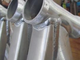 第一批完全由機器人在歐洲製造的鋁合金自行車車架