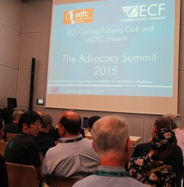 ECF Advocacy Summit Comes to Taipei Cycle